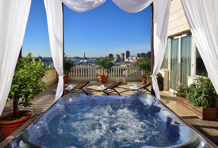 Grand Hotel Savoia, Genova