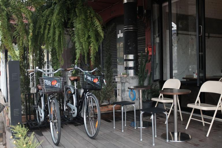 Box Hostel n Cafe Chiang Mai, Muang Chiang Mai