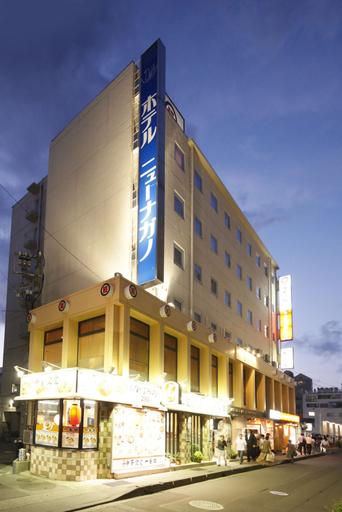 Hotel New Nagano, Nagano