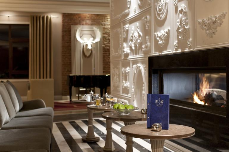 Kaya Palazzo Ski & Mountain Resort, Merkez