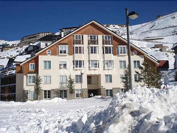 Apartamento Estudio Maribel ASN, Granada