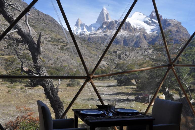 Patagonia Eco Domes, Lago Argentino
