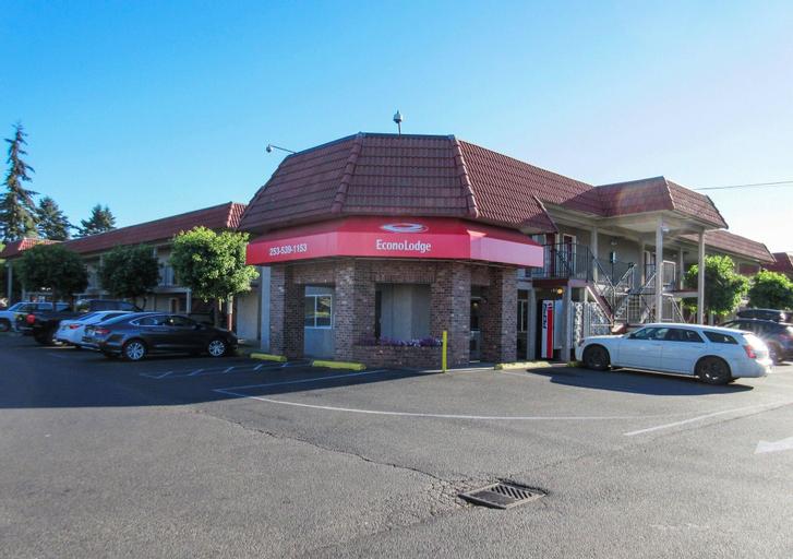Econo Lodge Tacoma Mall, Pierce
