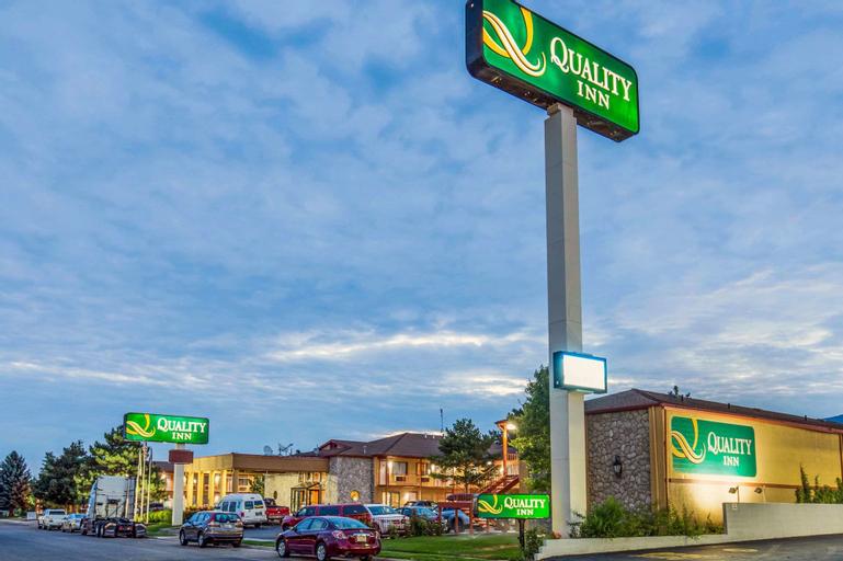 Quality Inn Cedar City - University Area, Iron