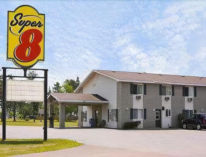 Super 8 by Wyndham Iron Mountain, Dickinson