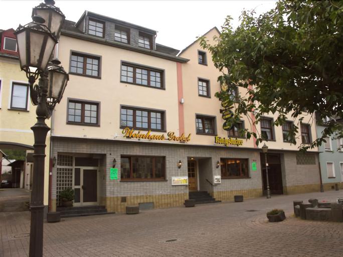 Hotel Weinhaus Grebel, Koblenz
