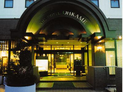 The Hotel Ohkame, Fukushima