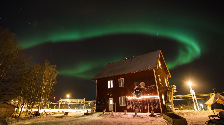 Abisko Fjälltur, Kiruna