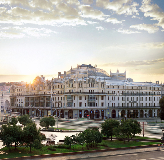 Hotel Metropol Moscow, Central