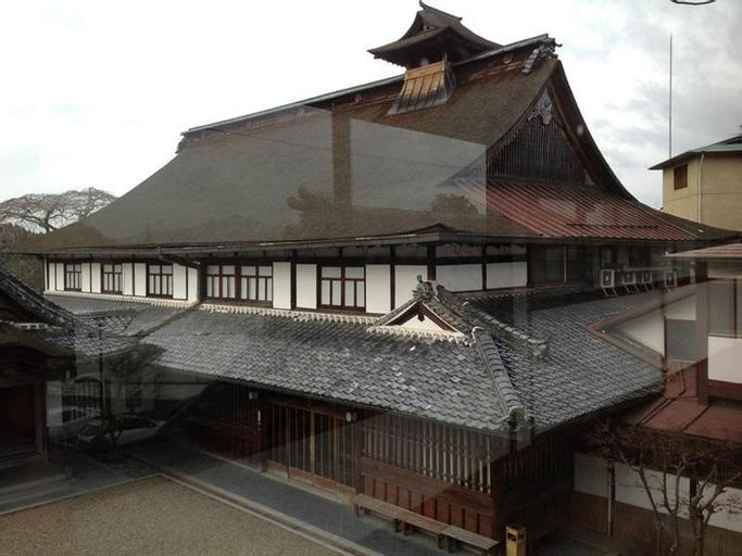 Chikurin-in Gunpoen Ryokan, Yoshino