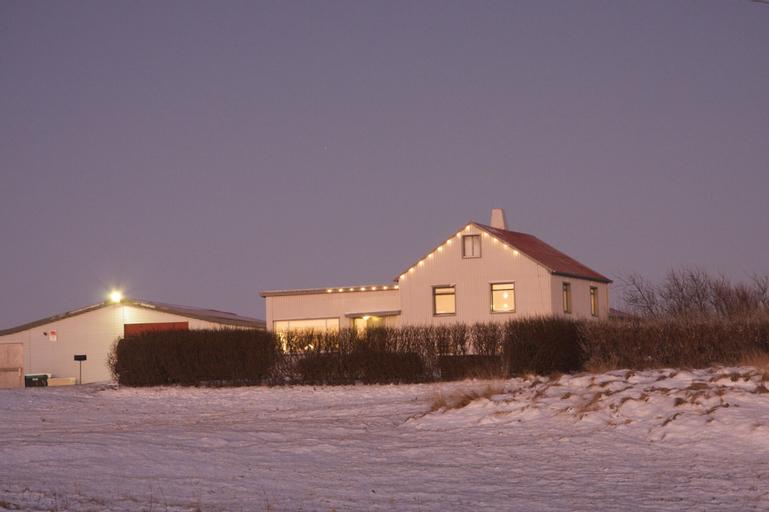 Laekjarkot Rooms and Cottages with Kitchen, Borgarbyggð