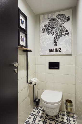 me and all hotel mainz, Mainz