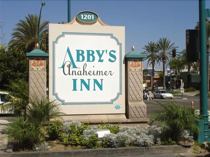 Abby's Anaheimer Inn, Orange