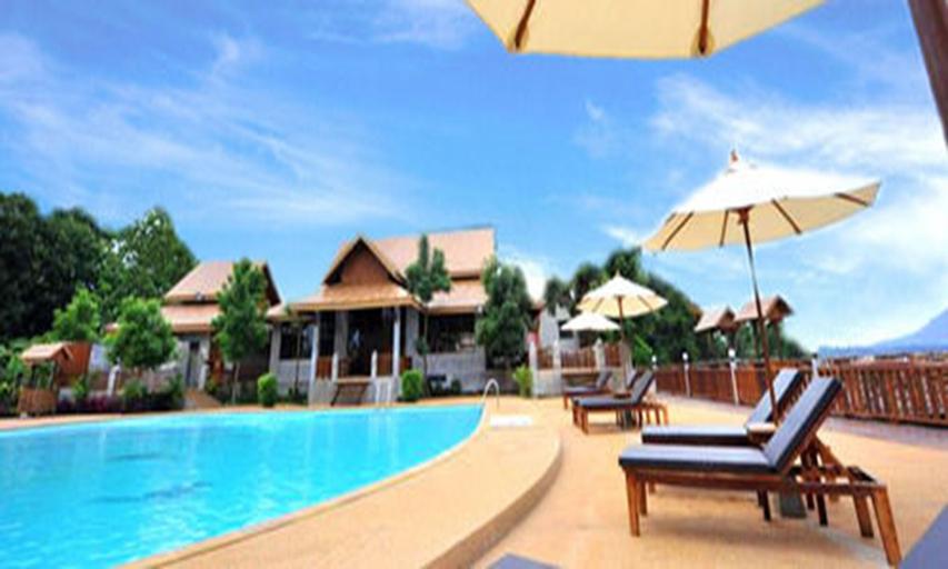 Arawan Riverside Hotel, Pakxe