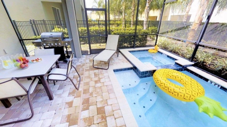 Aco Premium – 8Bd With Private Pool And Spa (1756), Osceola