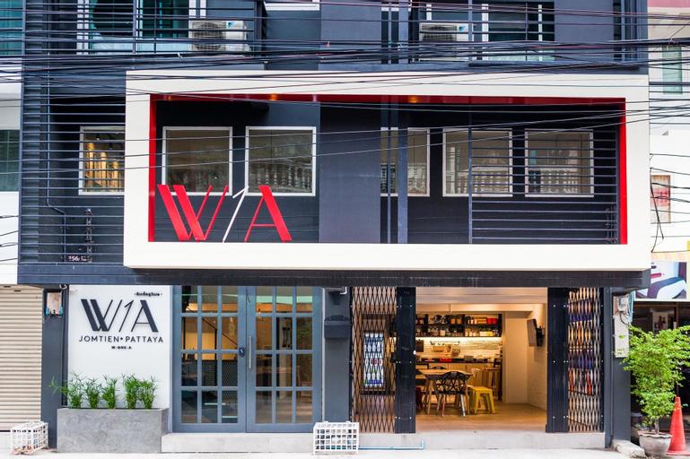 W1A Jomtien, Pattaya