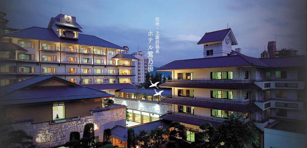 Hotel Saginoyu, Shimosuwa
