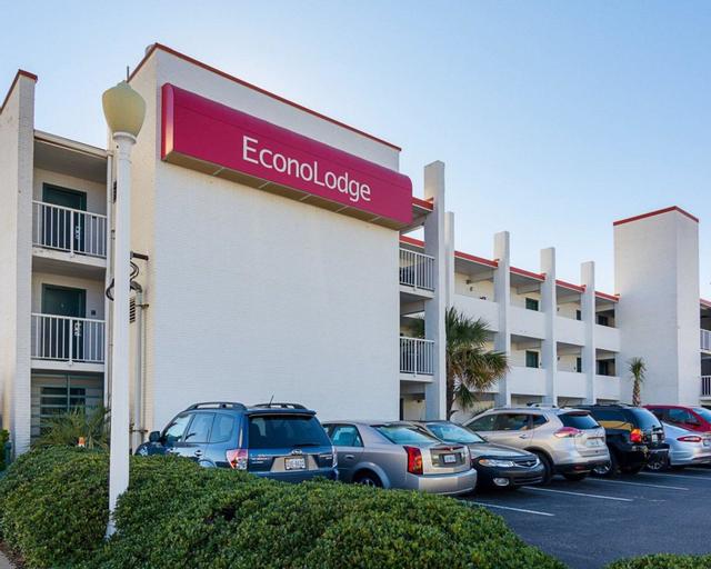 Econo Lodge Virginia Beach - On The Ocean, Virginia Beach