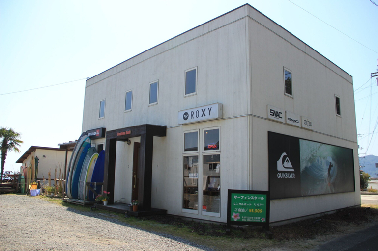 Pavilion Surf, Kaiyō