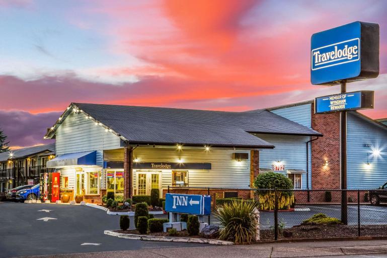 Travelodge by Wyndham Tacoma Near McChord AFB, Pierce