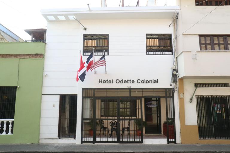 Hotel Odette Colonial, Distrito Nacional