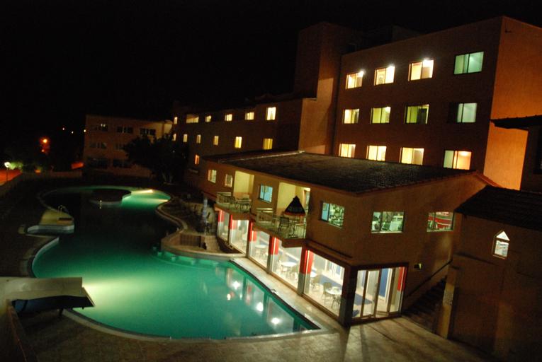 New Beach Hotel & Thalasso, El Ançar