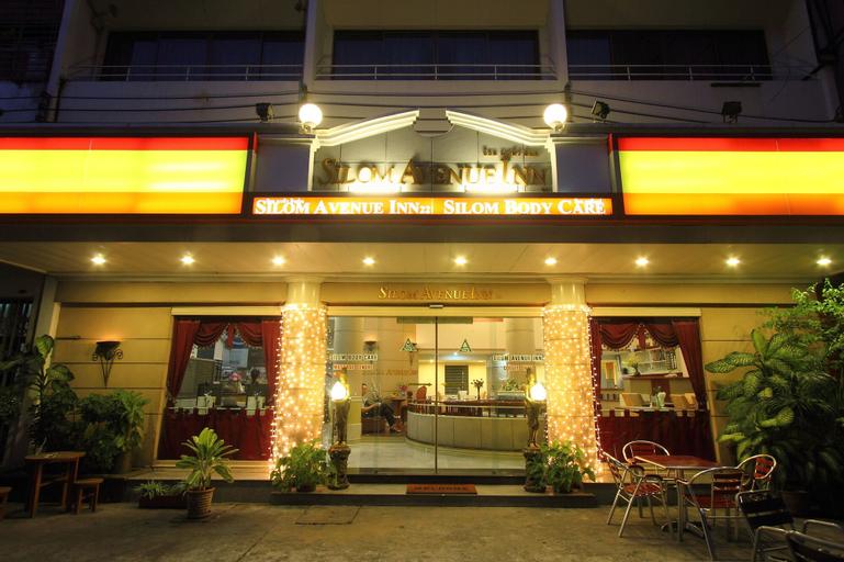 Silom Avenue Inn Hotel, Bang Rak