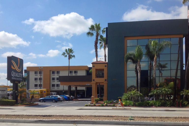 Quality Inn & Suites Los Angeles Airport - LAX, Los Angeles