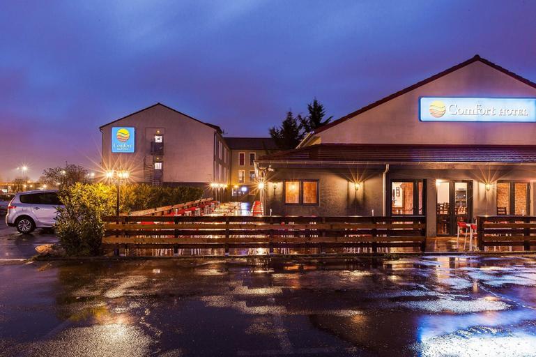 Comfort Hotel Orleans Olivet Provinces, Loiret