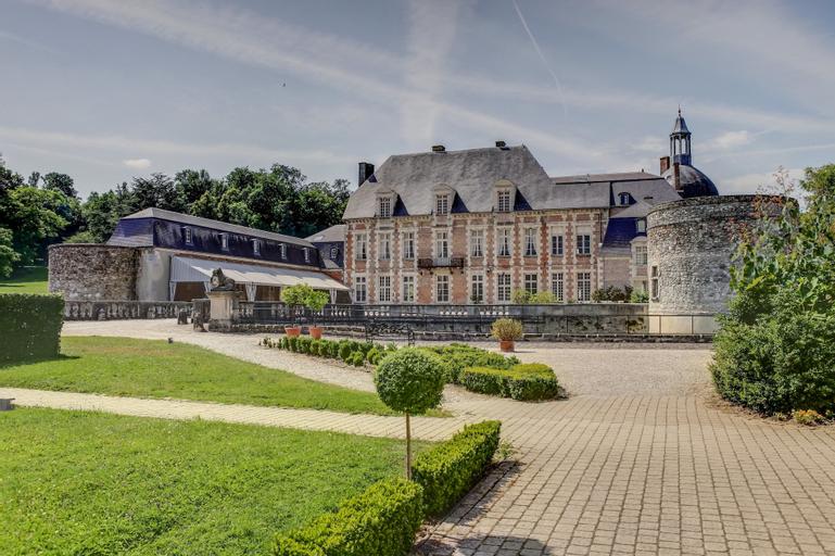 Le Château d Etoges, Marne