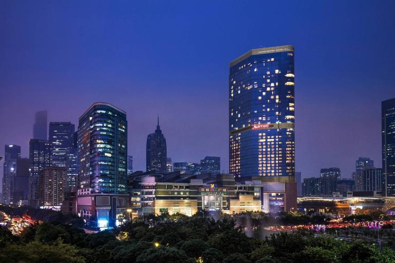 Guangzhou Marriott Hotel Tianhe, Guangzhou
