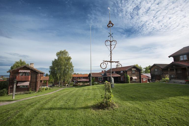 Klockargården Hotell, Leksand