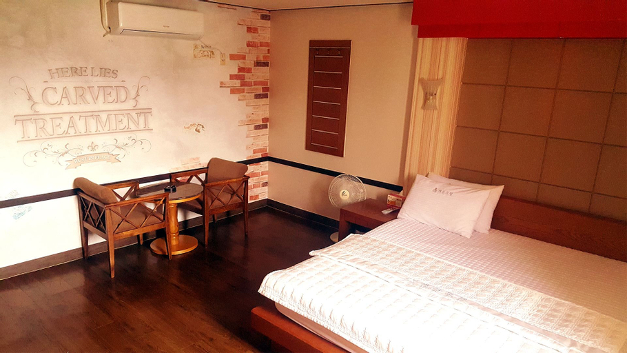 Castle Motel Busan, Dongnae