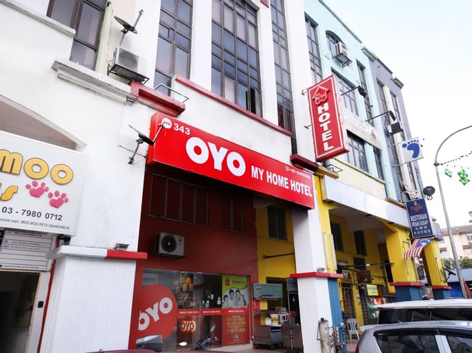 OYO 343 My Home Hotel Kuchai Lama, Kuala Lumpur