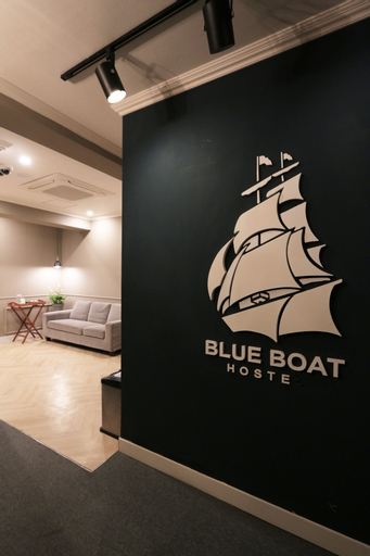 Blueboat Hostel Haeundae, Haeundae