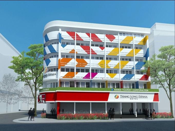 Thang Long Espana Hotel, Ba Đình