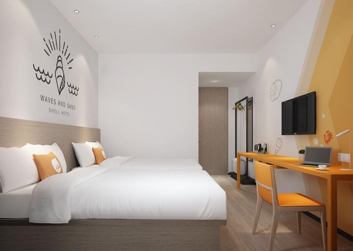 GreenTree Inn Wuxi Jiangyin Nanzha West Rd Express Hotel, Wuxi