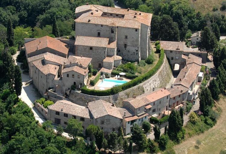 Il Borgo Di Olive Castello Sismano, Terni