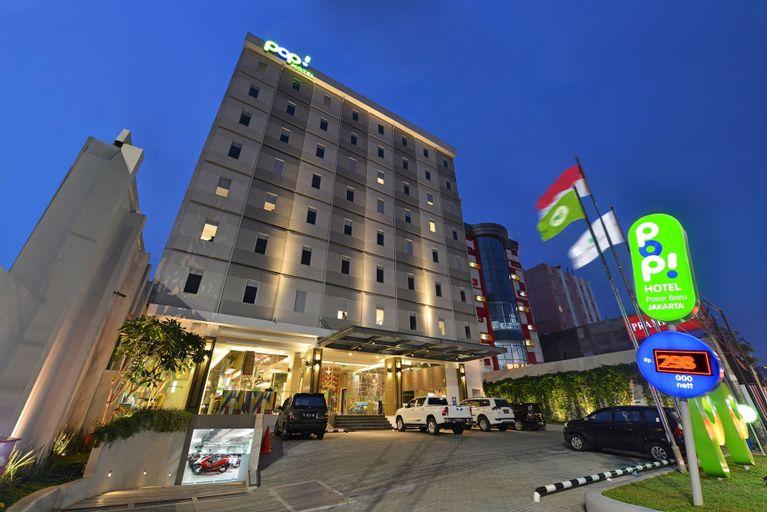POP! Hotel Pasar Baru Jakarta, Central Jakarta