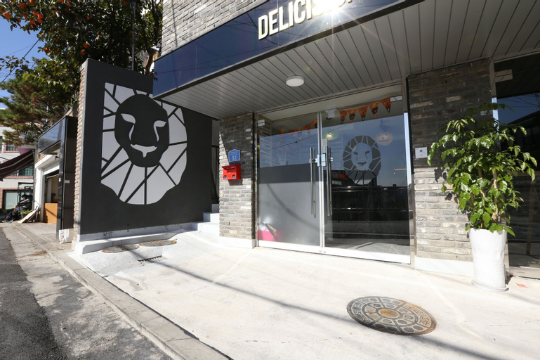 Philstay Itaewon Guesthouse, Jung