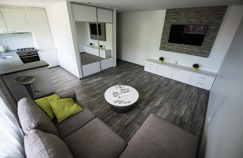 Miško Apartamentai, Klaipėdos
