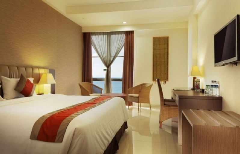 Hotel On The Rock By Prasanthi Sea View, Kupang