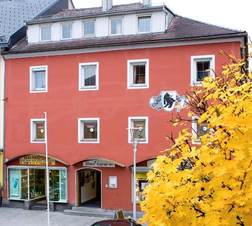 Hotel-garni Schwarzer Bar, Kirchdorf an der Krems