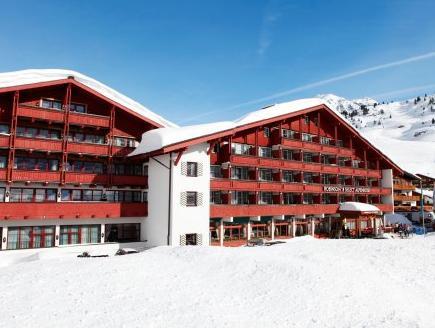 Robinson Club Alpenrose Zürs, Bludenz