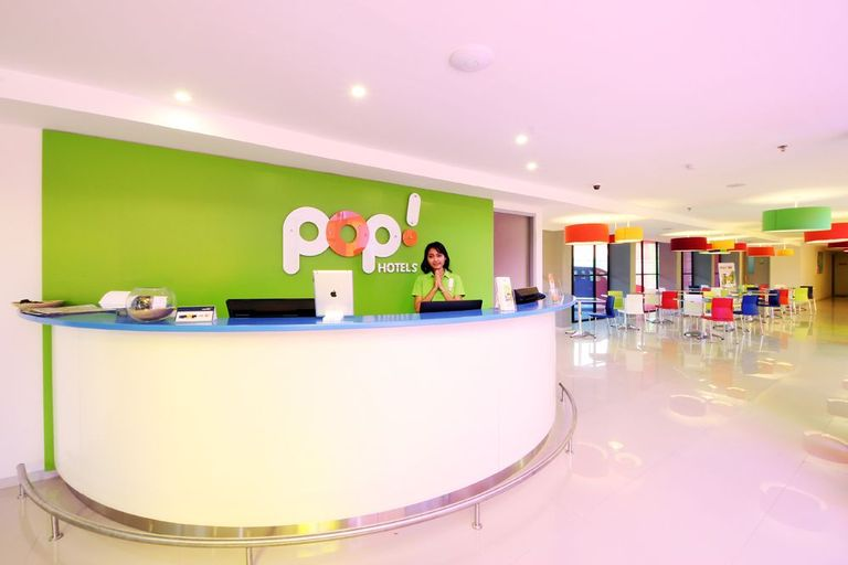 POP! Hotel Kuta Beach, Badung