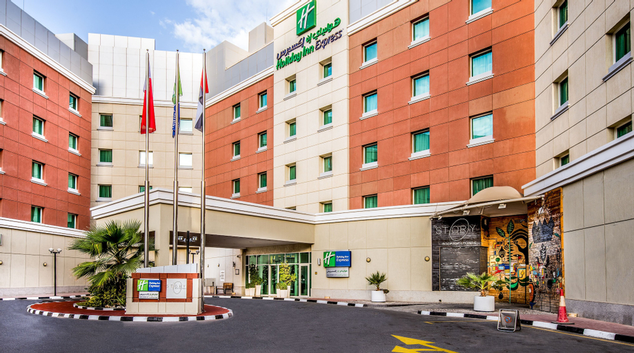 Holiday Inn Express Dubai, Internet City,