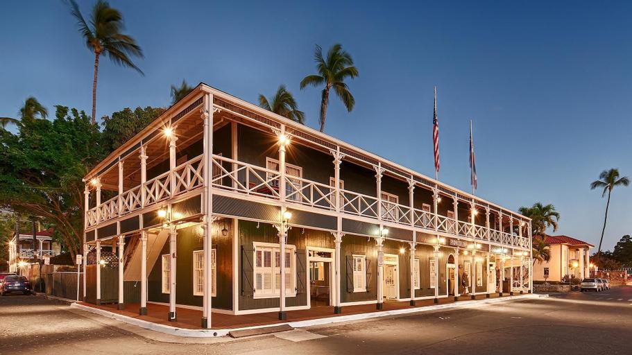 Best Western Pioneer Inn, Maui