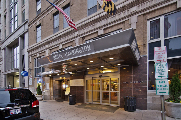 Hotel Harrington, District of Columbia
