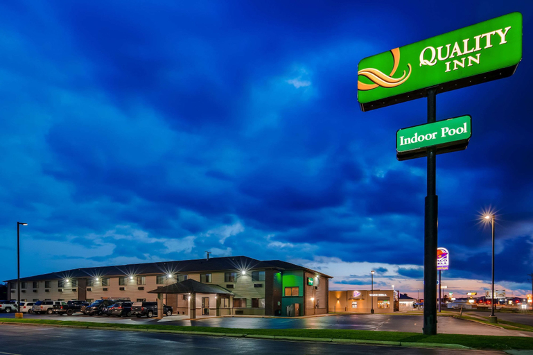 Quality Inn, Monroe