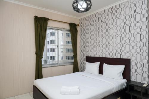 Compact Studio Apartment at Mediterania Marina Residences By Travelio, North Jakarta